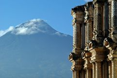 Antigua, Guatemala Royalty Free Stock Photography