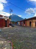 antigua guatemala royaltyfri foto