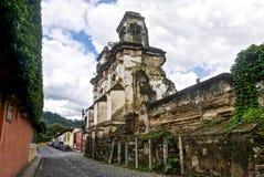 Antigua, Guatemala. This is the city of Antigua, Guatemala stock photography