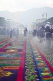Antigua, Guatemala - Good Friday stock images