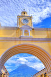 Antigua Guatemala stock photo