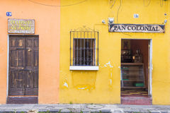Antigua Guatemala Royalty Free Stock Photos
