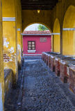 Antigua Guatemala Royalty Free Stock Photography