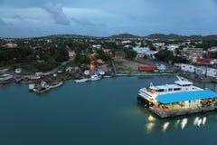 Antigua Island, Caribbean Stock Photo