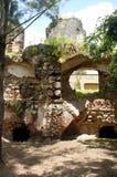 antigua kościoła San Francisco Guatemala Zdjęcie Stock