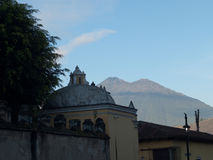 Antigua Landscape Stock Photo