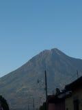 Antigua-Landschaft Lizenzfreies Stockfoto