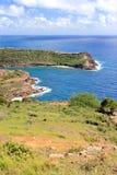 Antigua landskap 4 Arkivfoton