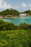 Antigua Long Bay Stock Photography