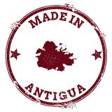 Antigua seal. Stock Images