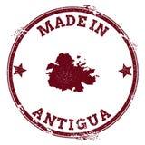 Antigua seal. Stock Photo