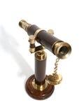 antigue τηλεσκόπιο Στοκ Εικόνες