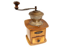 Antigue coffee mill Stock Image