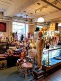 Antiguidades e brinquedos Imagens de Stock Royalty Free