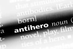 antihero Στοκ εικόνες με δικαίωμα ελεύθερης χρήσης