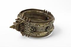 antik armbandindier Arkivbilder