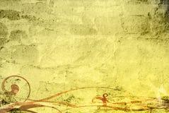 antik bakgrund Arkivfoton