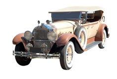 antik bil arkivbild