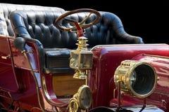 antik bil Royaltyfri Foto