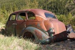 antik bil arkivfoton