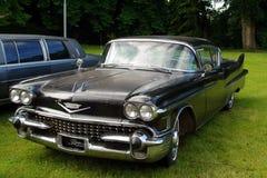 Antik bil Cadillac Fotografering för Bildbyråer