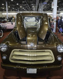 Antik bil Dodge Fotografering för Bildbyråer