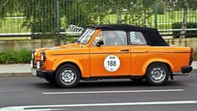 Antik bil, Sachsen klassiker 2014 Royaltyfria Bilder