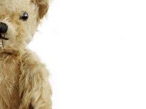 antik björnnalle Arkivbilder