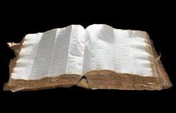 Antik bok Arkivbild