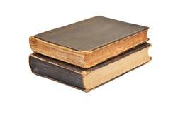antik bok Arkivfoto