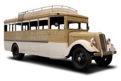 antik buss Royaltyfria Bilder