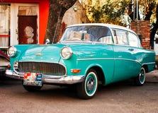 Antik Car Show Arkivfoto