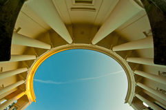 Antik columns Stock Photos
