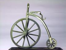 antik cykel Royaltyfri Fotografi