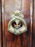 antik dörrknackare Royaltyfri Bild
