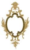 antik designram Royaltyfria Bilder