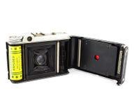 Antik filmkamera Arkivfoton