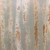Antik grungy målad sjaskig wood bakgrundstextur Royaltyfria Bilder