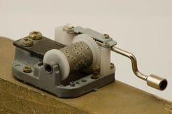 Antik högtalare Arkivfoton