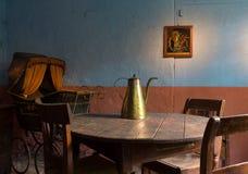 antik interior Royaltyfri Foto
