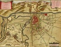antik italy översikt turin Arkivbild