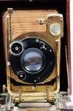 antik kamera Royaltyfri Bild