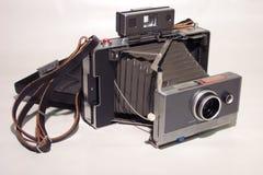 antik kamera Fotografering för Bildbyråer
