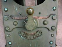 antik kanon Royaltyfri Bild