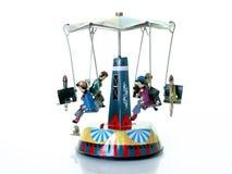 antik karusell fotografering för bildbyråer