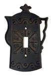 antik keyhole Fotografering för Bildbyråer