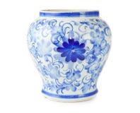 antik kinesisk vase arkivfoto