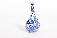 antik kinesisk vase royaltyfri fotografi
