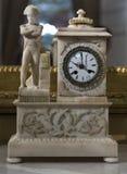 antik klocka Arkivfoton