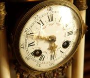antik klocka fotografering för bildbyråer